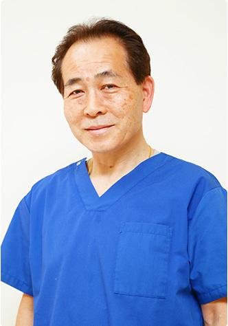 私が治療するうえで、もっとも大切にしていることは「患者さまの心からの笑顔」です。